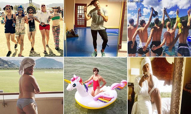 If Guys Posted The Same Type Of Photos As Girls On Instagram (New Pics)