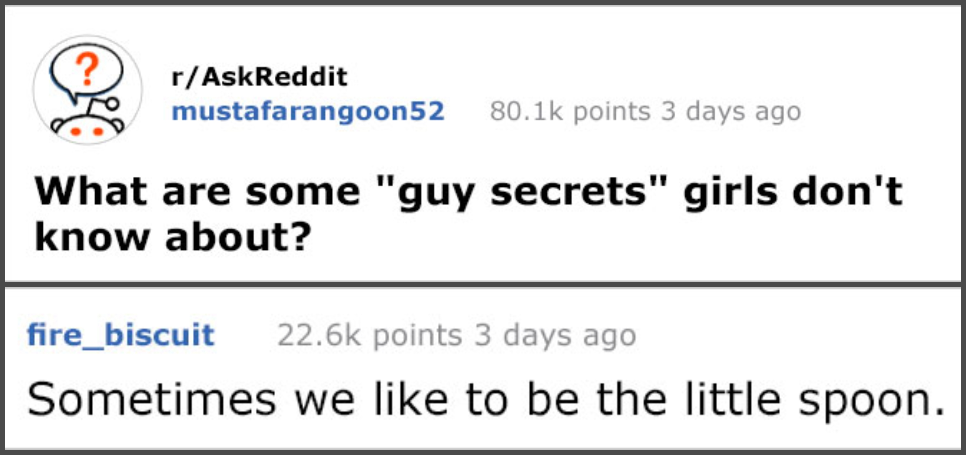 Men Are Sharing Secrets That Most Women Never Knew About