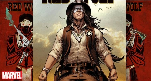Native Artist Joins Team Behind New Marvel Hero, Red Wolf