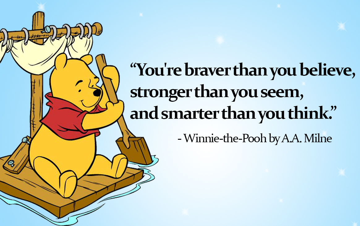 Winnie The Pooh Quotes That Are Sure To Make You Smile